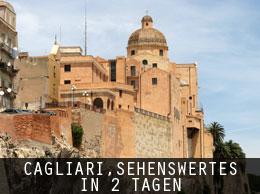Cagliari in 2 Tagen