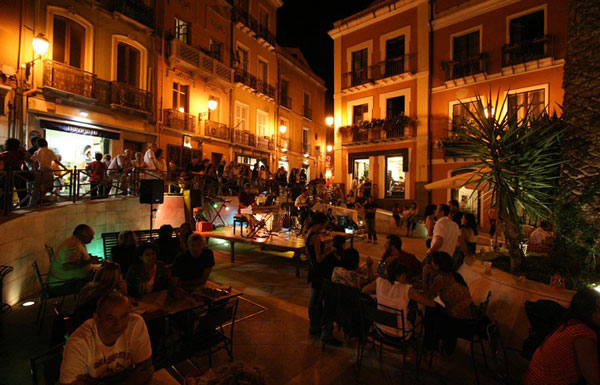 Restaurants und sardische Küche in Cagliari