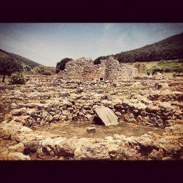 Nuraghe Palmavera - Alghero Sardinien