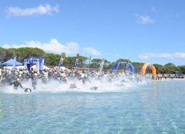 Triathlon Sardinien