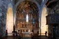 Basilica di Saccargia - Apse frescoes
