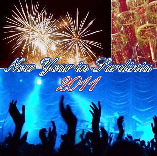 New year in sardinia 2011