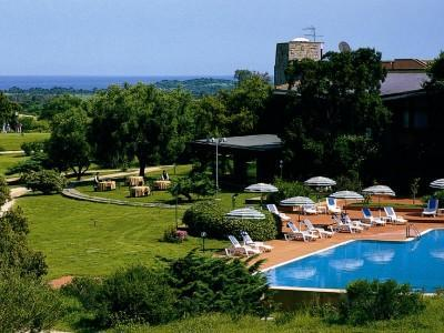 Enjoy golf in Sardinia..a must!