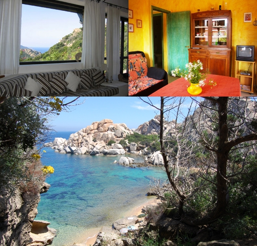 Renting a holiday home in Sardinia..priceless freedom.