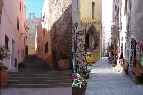 Beautiful Castelsardo