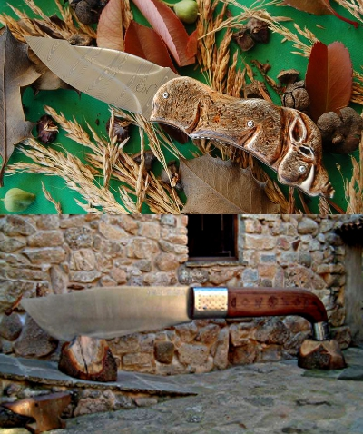 sardinian knives..what an art.