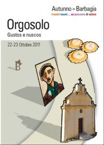 Autumn in Barbagia 2011, Orgosolo