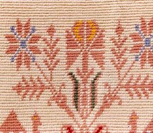 Sardinia's carpets