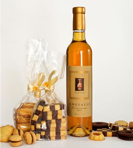 Angialis, Sardinian wine