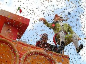 Carnival in Sardinia, Tempio Pausania