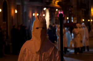 Holy Week in Iglesias, Sardinia