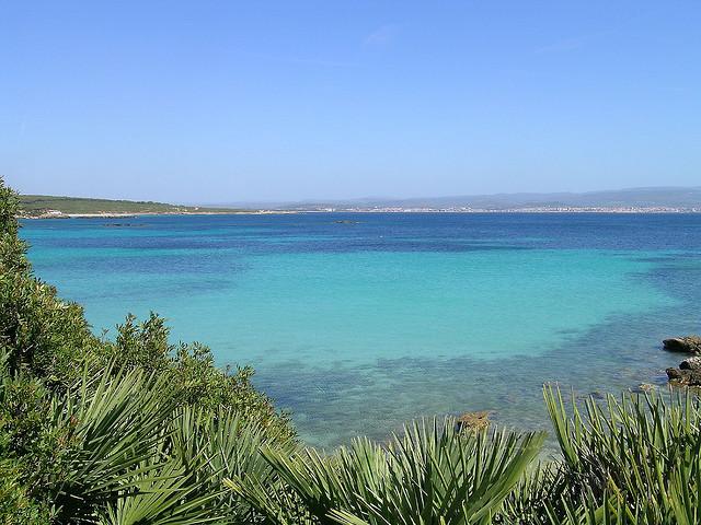 Beaches Sardinia Alghero