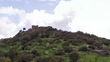 Castle of Orguglioso, Sardinia
