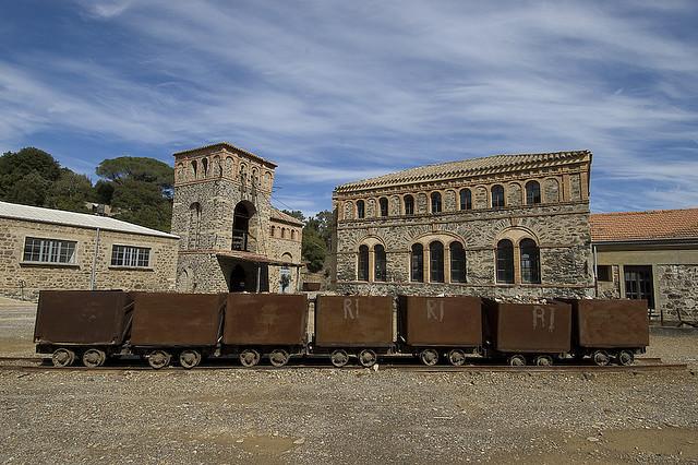 Mines of Sardinia, Montevecchio