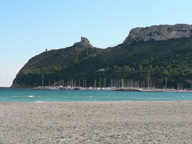 Sella del Diavolo, Sardinia