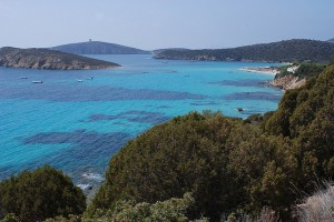 Sardinia beaches: tueredda