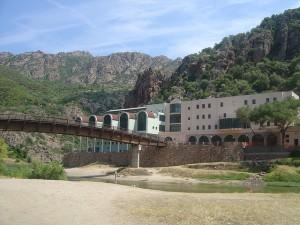 Spa in Sardinia