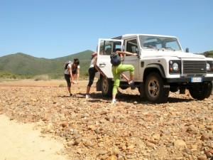 4x4 Excursion to South-Western Sardinia
