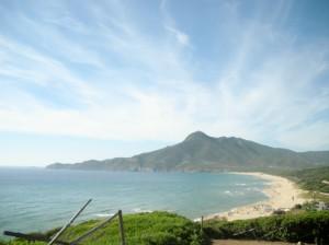 One of Sardinia's stunning beaches