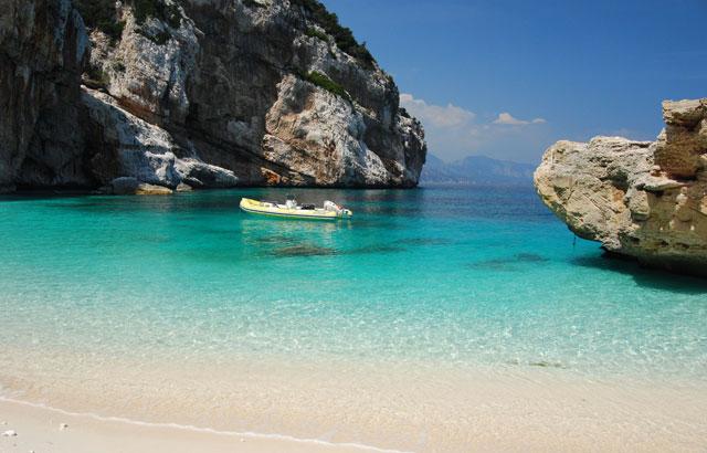 Cala Gonone beach