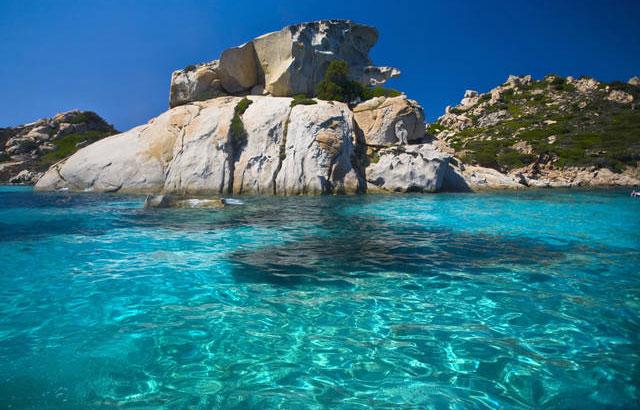 La Maddalena beach