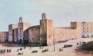 castillo sassari