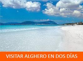 Visitar Alghero en dos dias