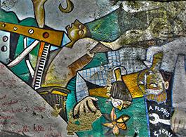 Orgosolo e i suoi murales