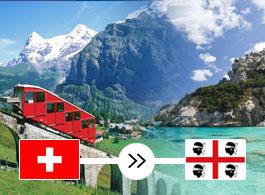 Sardaigne Suisse