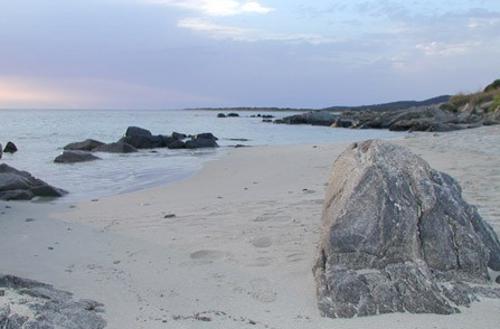 Spiagge a San Teodoro Cala d'Ambra