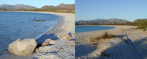 Spiaggia San Teodoro di Lu Iimpostu