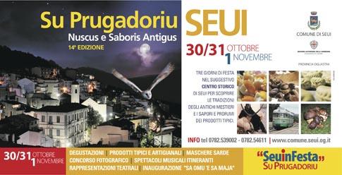 Sagra di Seui Su Prugadoriu 2010