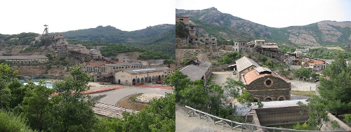 Le miniere di Montevecchio