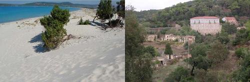 Le dune di Piscinas e Montevecchio