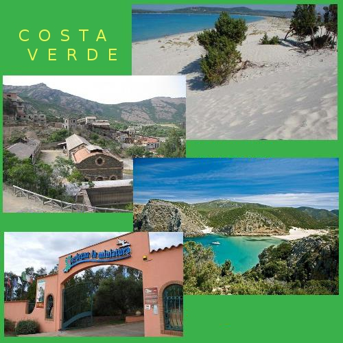 Luoghi da visitare in Costa Verde