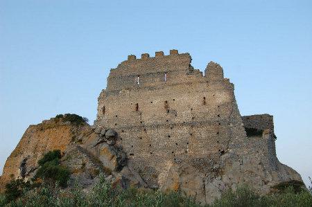 Castello di Acquafredda a Sanluri