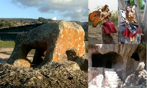 Domus de Janas: la casa delle fate