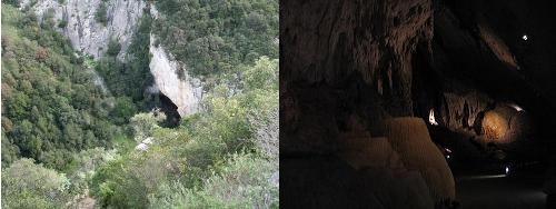 Grotte di San Giovanni: che brivido!