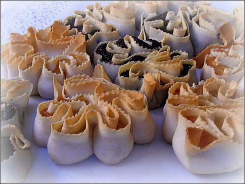 Le tiliccas ricetta di un dolce sardo blog for Ricette dolci sardi