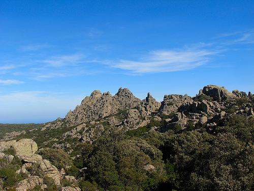 La foresta dei Sette fratelli: escursioni in Sardegna
