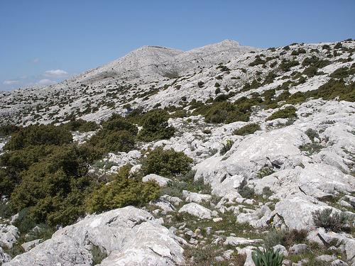 Trekking in Sardegna: il Supramonte