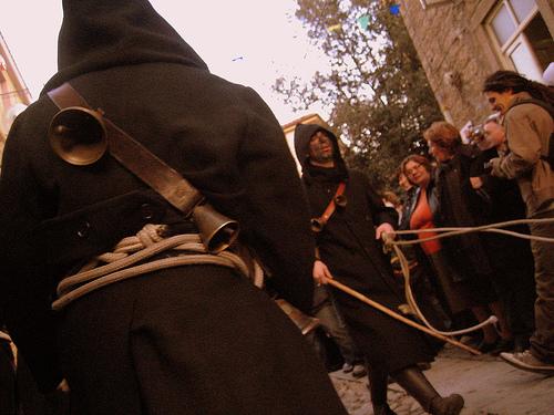 Thurpos, Carnevale di Orotelli, Sardegna