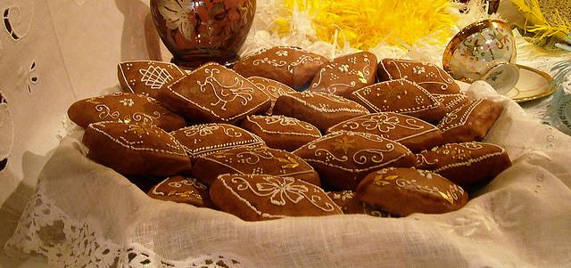 I mustazzoleddus tipici dolci sardi