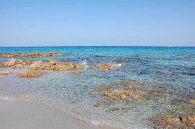 Spiagge in Sardegna la Costa degli Oleandri