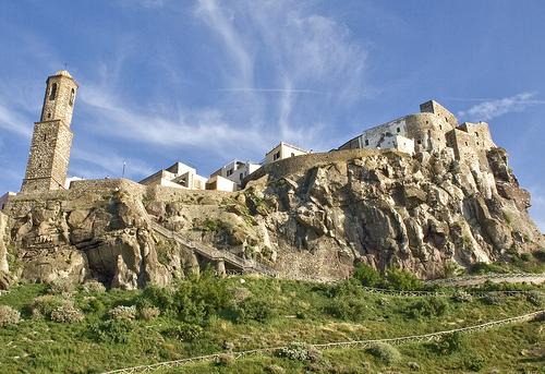 Castello di Castelsardo, Sardegna