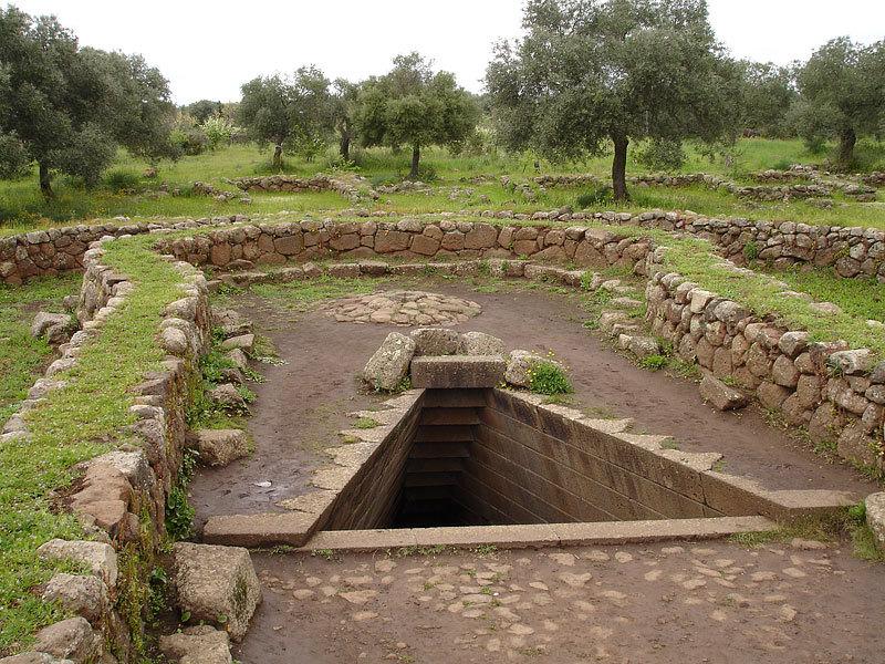 Pozzo sacro di Santa Cristina, Paulilatino