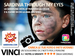 sardinia through my eyes contest