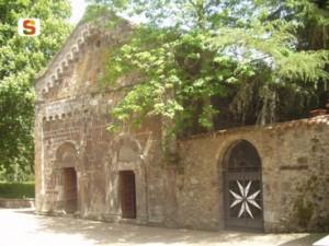 Santu Lussurgiu Produce_Chiesa di San Leonardo e Fonti Siete Fuentes