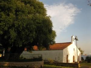 Sardegna chiesa di Santa Maria Navarrese