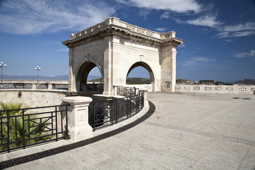 Il Bastione di Cagliari